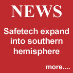 NEWS: Safetech expand into the southern hemisphere