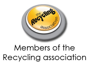 Members of the Recycling association